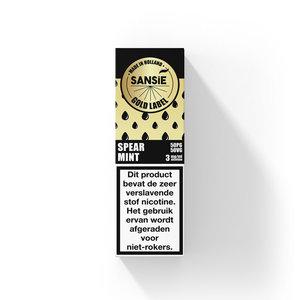Spearmint - Sansie Gold Label - 10ml