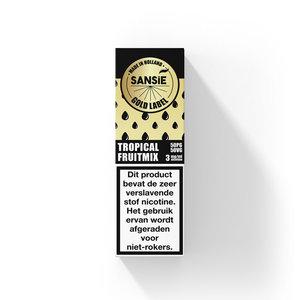 Tropical Fruitmix - Sansie Gold Label -10ml