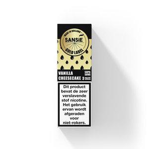 Vanilla Cheescake - Sansie GoldLine - 10ml