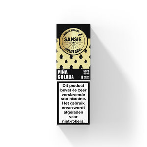 Pina Colada - Sansie gold Label - 10ml