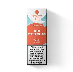 ICED WATERMELON - Flavourtec Iced Series e-liquid