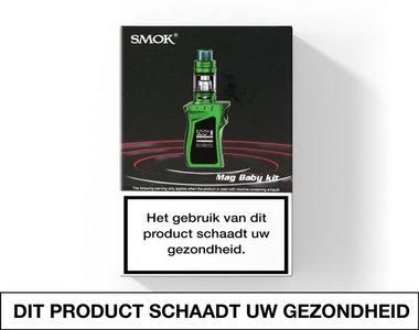 SMOK Mag Baby Startset Groen-Zwart
