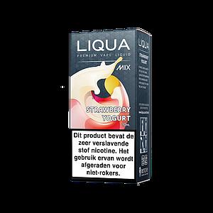 LiQua Mix - Strawberry Yoghurt