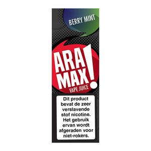 BERRY MINT - Aramax Vape Juice e-liquid (bosbessen met munt)
