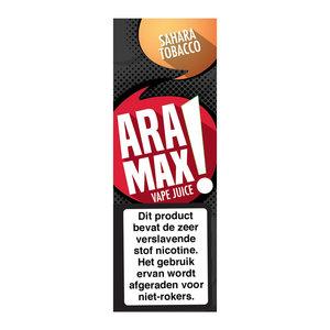 Aramax Vape Juice - Sahara Tobacco