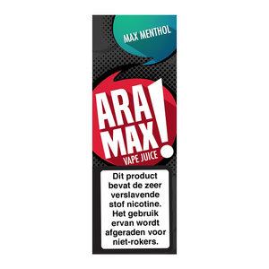 Aramax Vape Juice - Max Menthol