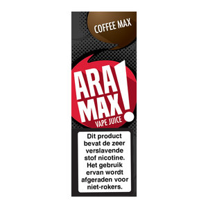 Aramax Vape Juice - Coffee Max
