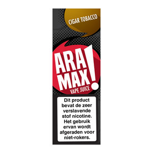 Aramax Vape Juice - Cigar Tobacco
