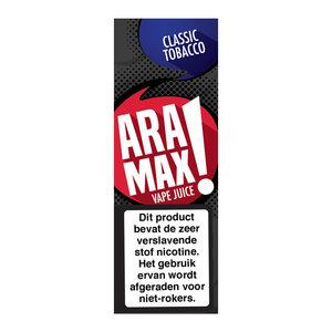 Aramax Vape Juice - Classic Tobacco