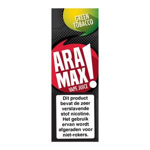 Aramax Vape Juice - Green Tobacco