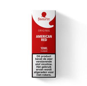 AMERICAN RED - Flavourtec e-liquid