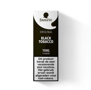 BLACK TOBACCO - Flavourtec e-liquid