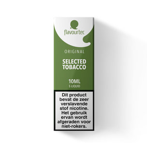 SELECTED TOBACCO - Flavourtec e-liquid