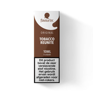 TOBACCO REUNITE - Flavourtec e-liquid