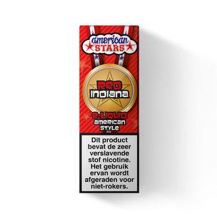 RED INDIANA - Flavourtec American Stars e-liquid