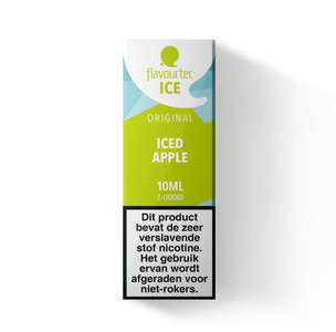 ICED APPLE - Flavourtec Iced Series e-liquid